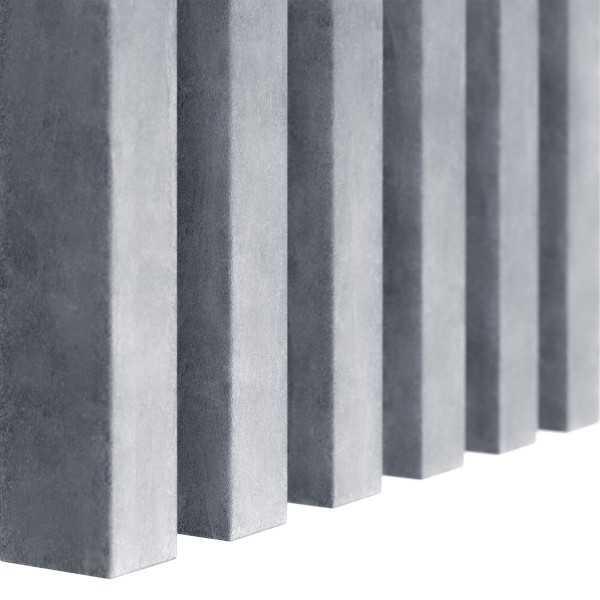 Lamele dekoracyjne Beton 3D na ścianę