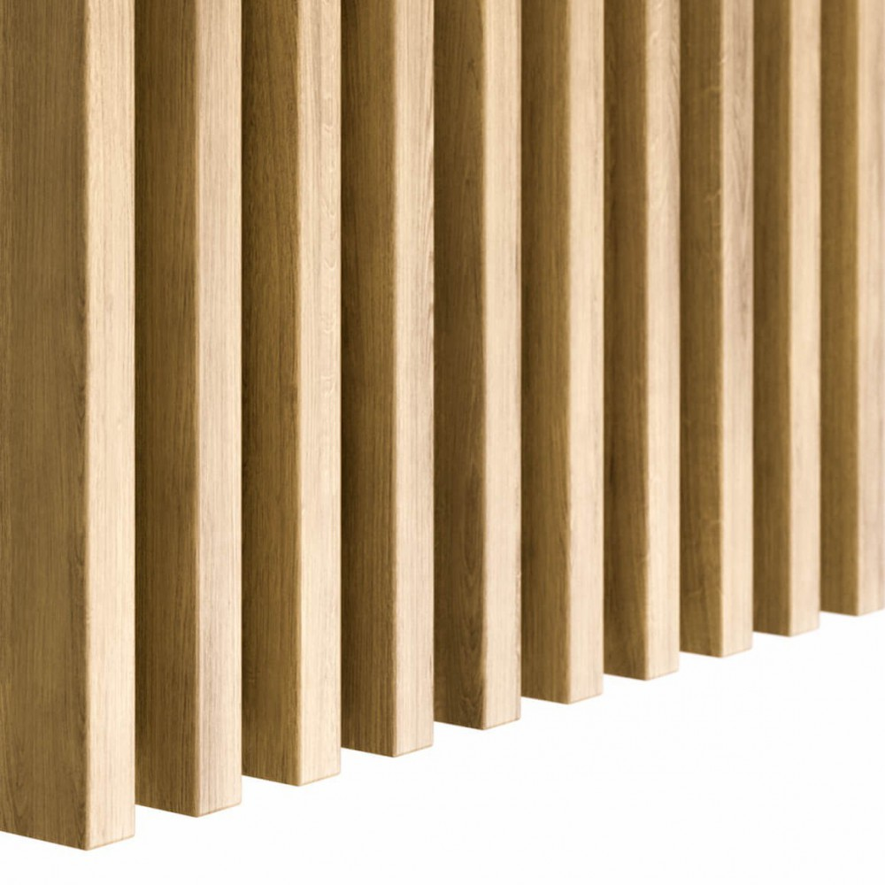 Lamele drewniane na ściane